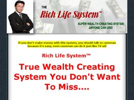 Go to: Rich Life System.