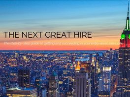 Go to: The Next Great Hire