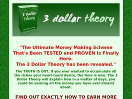 Go to: 3 Dollar Theory.