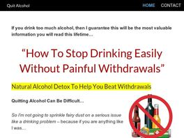 Go to: Quit Alcohol With Seb Grant