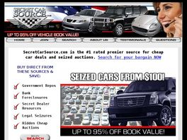 Go to: Want Killer Conversions On Your Auto Auction Traffic?