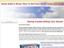 Go to: Home Seller's Blues - And How To Beat Them!
