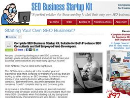 Go to: SEO Business Startup Kit