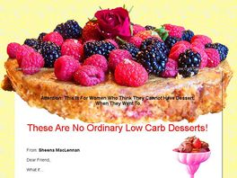 Go to: Eat Dessert - Lose Weight!