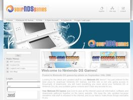 Go to: Your Nds Games.