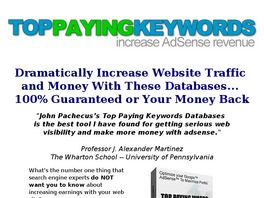 Go to: Top Paying Keywords.