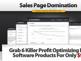 Go to: Sales Page Domination - 80% Off Today