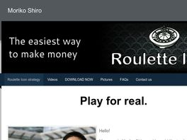 Go to: Roulette Icon Strategy