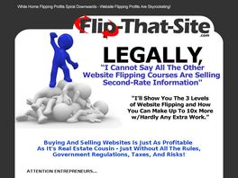 Go to: Flip That Site.