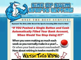 Go to: Sink Or Swim Sports Betting - Sports Betting Systems