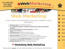 Go to: Search Engine Marketing.