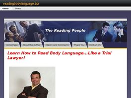 Go to: How To Read Body Language Like A Trial Lawyer.