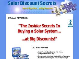 Go to: New) Top Selling Solar Guide