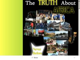 Go to: The Truth About Africa 2 Dvds