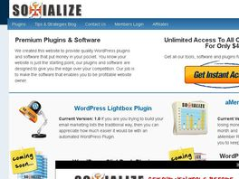 Go to: Affiliate Scripts, Wordpress Plugins And Tools