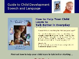 Go to: How To Help Your Child Learn To Talk Better In Everyday Activities
