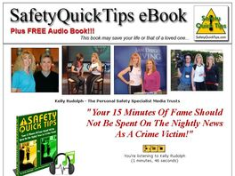Go to: Help People 2 Be Safer From Attack & Raise Self-esteem