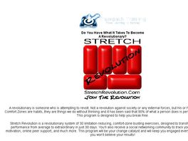 Go to: Stretch Revolution For Life Coaching Clients