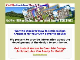 Go to: Cad Architect Design, What Did Your Dream House Design? - View Mobile
