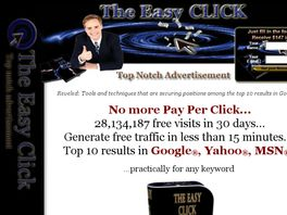 Go to: The Easy Click Free Traffic From Google, Yahoo, Msn...