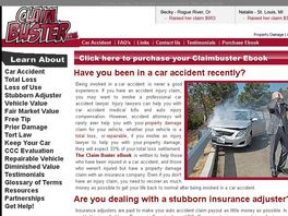 Go to: Car Accident Help Book