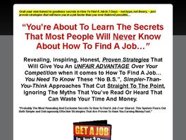 Go to: Get A Job In 7 Days