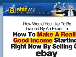 Go to: The Ebiz Wiz - Build Your Own Auto-pilot E-commerce Fortune