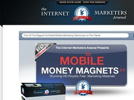 Go to: Mobile Money Magnets 2.0 - Mobile Is Huge And Last Launch Was Killer!