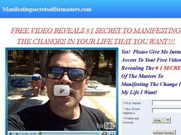 Go to: Manifesting Secrets Of The Masters