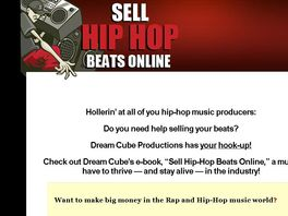 Go to: Sell Hip Hop Beats Online