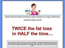 Go to: Better Look Today Fat Loss