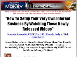Go to: The Make Money Videos