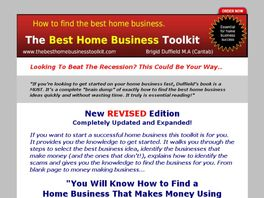 Go to: The Best Home Business Toolkit.