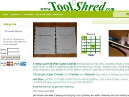 Go to: 10-minute Guitar Chords