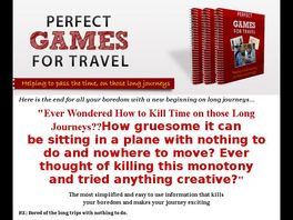 Go to: Perfect Games For Travel
