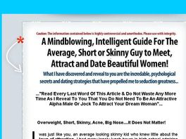 Go to: Dating Deciphered - Brand New To CB