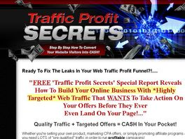 Go to: New Traffic Profit Secrets Video Training - Earn 65% Commissions!
