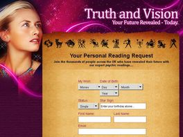 Go to: Truth And Vision Psychic Membership Club