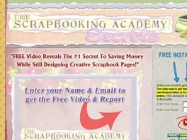 Go to: The Scrapbooking Academy - Scrapbook Video Training