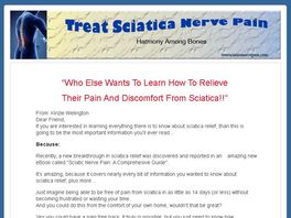 Go to: Sciatica Nerve Pain: A Comprehensive Guide