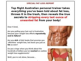 Go to: The Fat Loss Bible