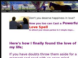 Go to: Find Your Soul Mate
