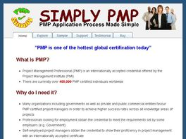 Go to: The Ultimate Pmp Application Instruction Manual