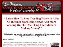 Go to: Newbie Cash Money - A Content-packed Manual To Internet Marketing