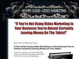 Go to: The Newb's Guide To Video Marketing