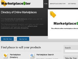 Go to: Marketplacester - Marketplace Directory - 40% - including rebills!
