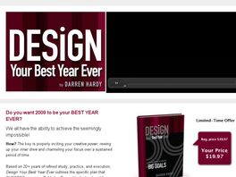 Go to: Success Magazine - Design Your Best Year Ever