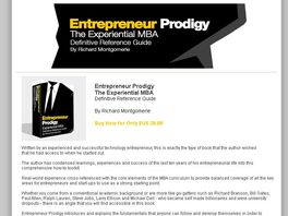 Go to: Entrepreneur Prodigy - Definitive Reference Guide