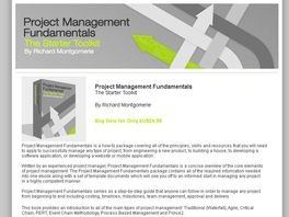 Go to: Project Management Fundamentals - The Starter Toolkit