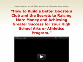 Go to: E-book: How To Build A Better High School Booster Club